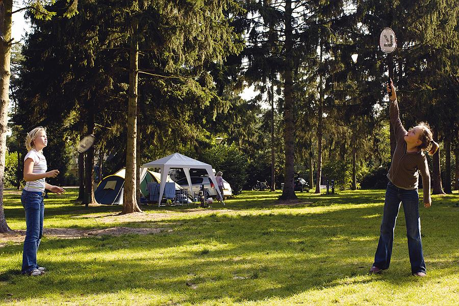 camping in Oosterhout