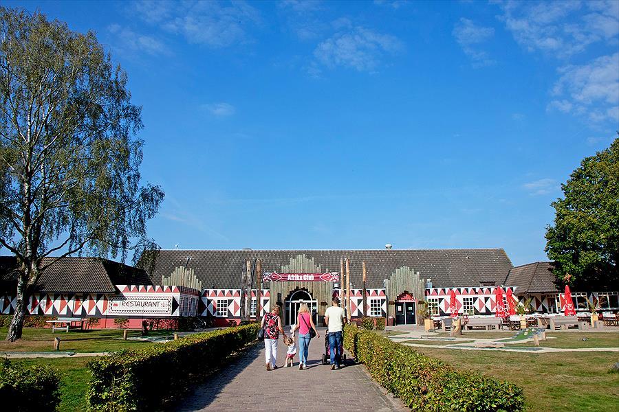 Vakantiepark Beekse Bergen Noord-Brabant