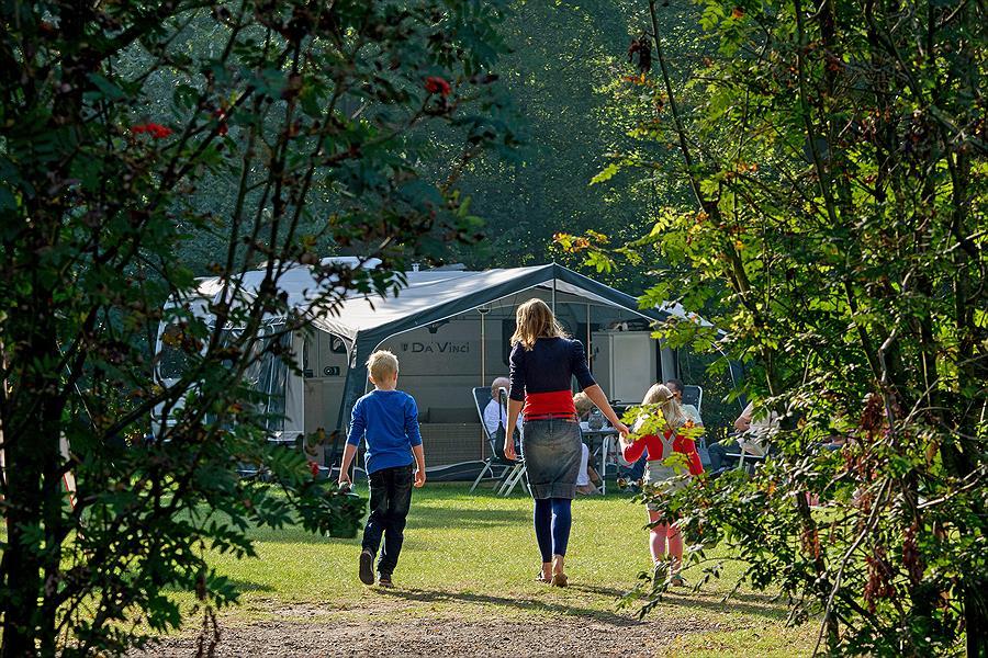 camping in Hilvarenbeek