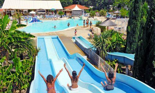 Aanbiedingen camping Camping Mayotte Vacances in Biscarrosse