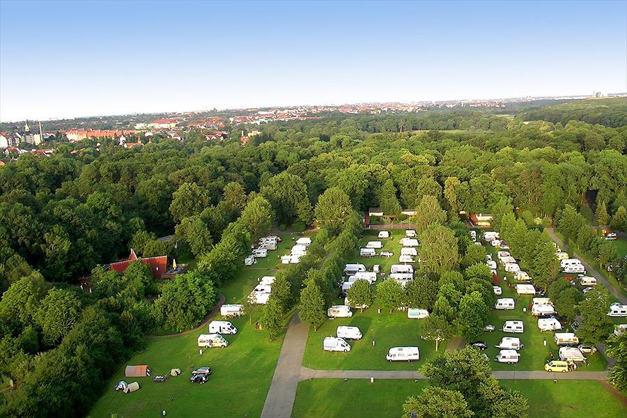 Camping Knaus Campingpark Leipzig Auensee Saksen