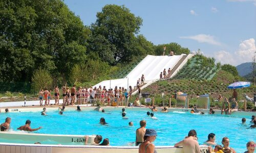 Aanbiedingen camping Camping Sites & Paysages La Roche d'Ully in Ornans