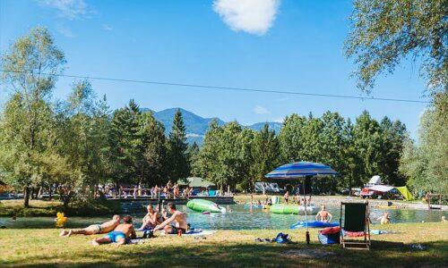 Aanbiedingen camping Camping Menina in Rečica ob Savinji