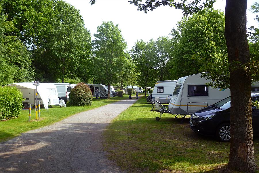 camping in Hamburg