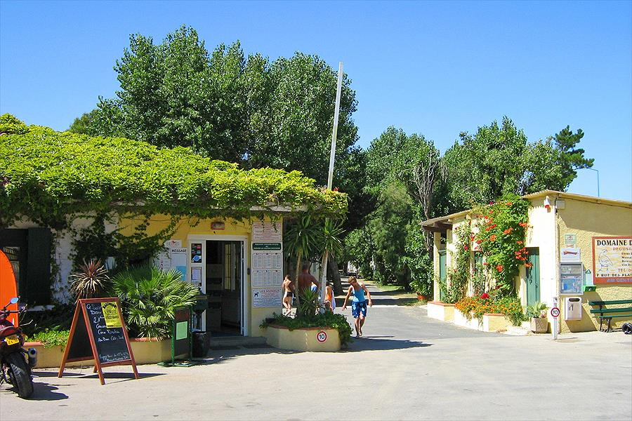 camping in Canet-en-Roussillon
