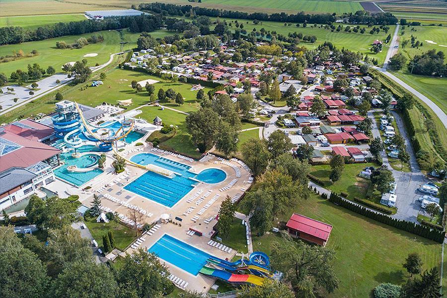Camping Terme 3000 Moravske Toplice Spa
