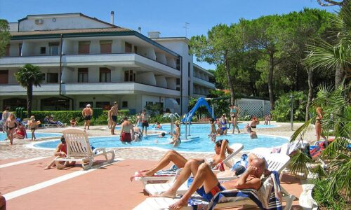 Aanbiedingen camping Camping Residence in Cavallino