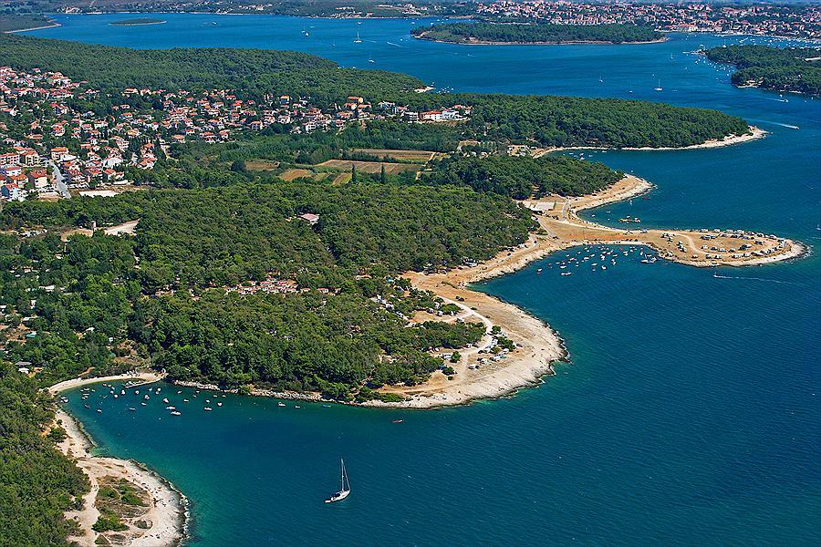 Camping Arena Stupice Istrië