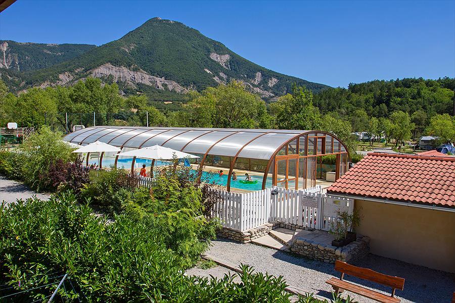 Camping Les Rives du Lac Hautes-Alpes