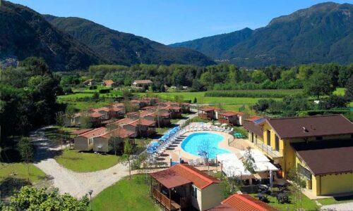 Aanbiedingen camping Residence Conca d'Oro in Feriolo