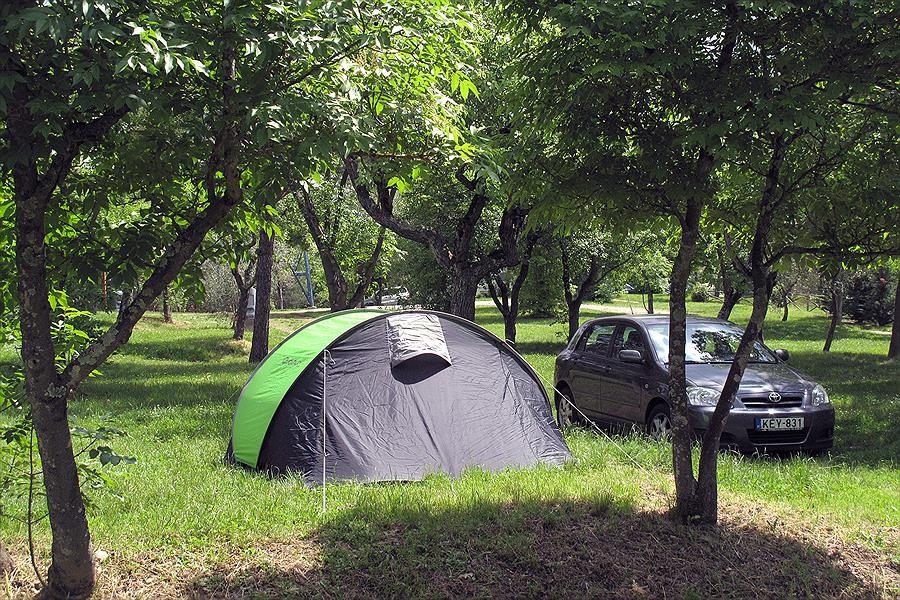 camping in Impruneta