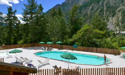 Aanbiedingen camping Camping Huttopia La Clarée in Val-des-Prés