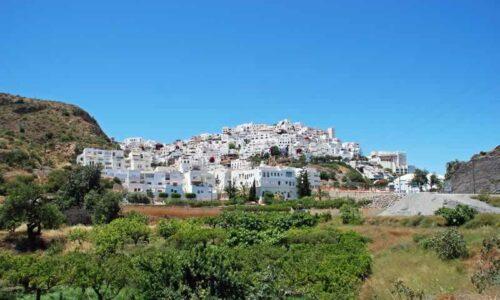 Vakantiehuizen en luxe villa's Andalusië