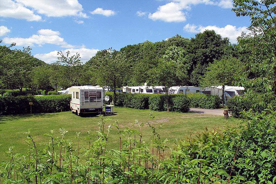 camping in Waxweiler