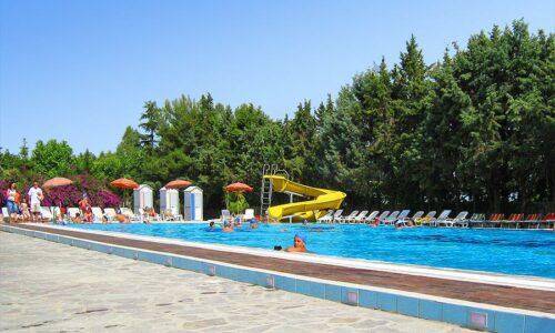Aanbiedingen camping Camping Village Paestum in Eboli Mare
