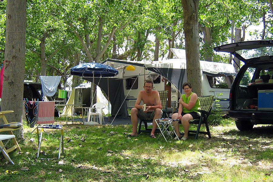 camping in Eboli Mare