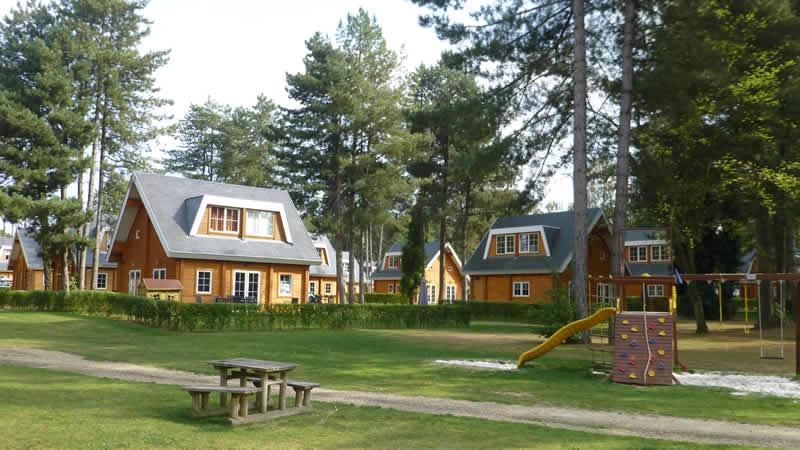 Vakantie in een duurzame vakantieaccommodaties