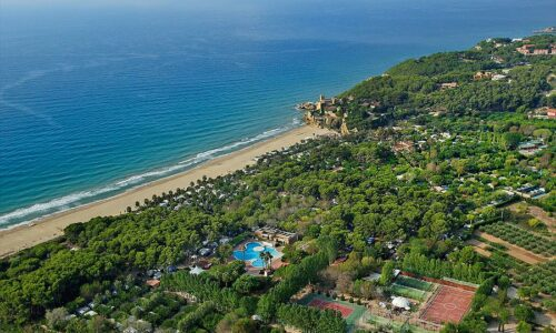Aanbiedingen camping Tamarit Beach Resort in Tamarit
