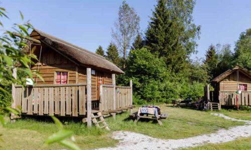 RCN de Roggeberg, boshut