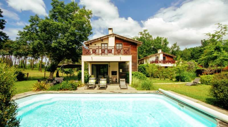 Luxe villa's met privé zwembad