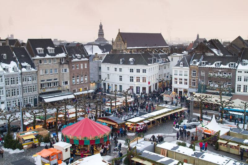 Bestemmingen vakantiehuis Nederland
