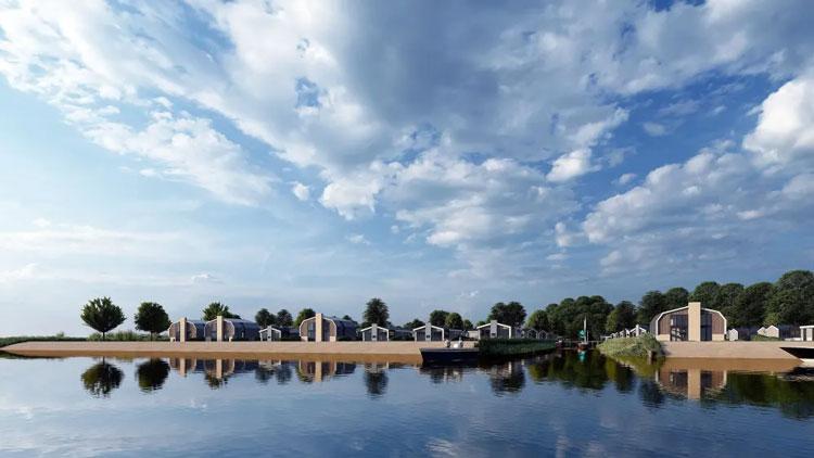 EuroParcs Resort de Kraaijenbergse Plassen