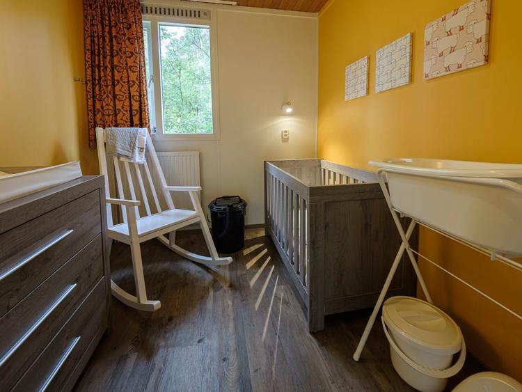 vakantiehuisje met baby in Nederland
