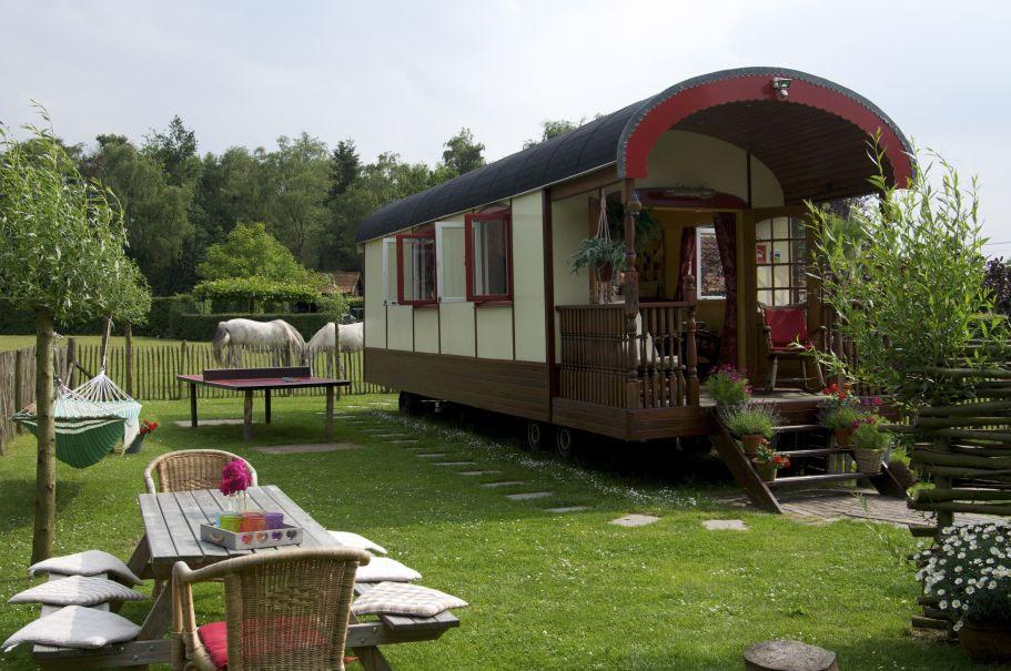 Bijzondere vakantieaccommodatie voor kinderen