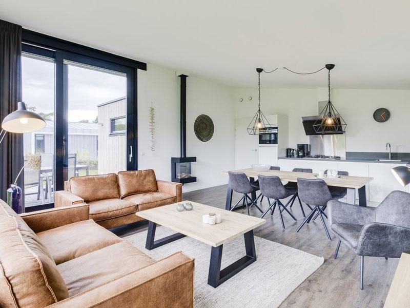 Luxe vakantievilla's in Nederland: Landal Amerongse Berg, Overberg