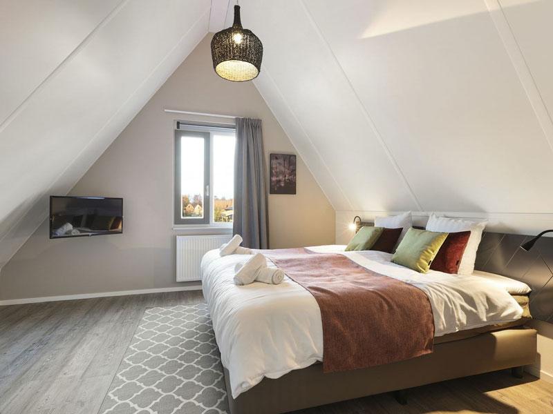 Luxe vakantiewoning met wellness bij Landal de Reeuwijks Plassen