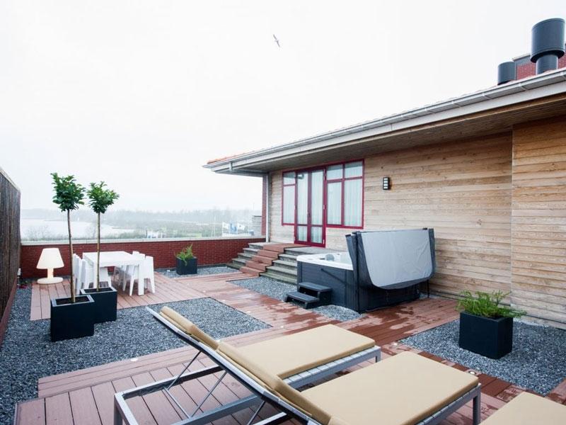 6-persoons luxe penthouse bij Landal – Lakeview 6LPA, Landal Waterparc