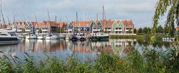 Top 10 Roompot: Marinapark Volendam