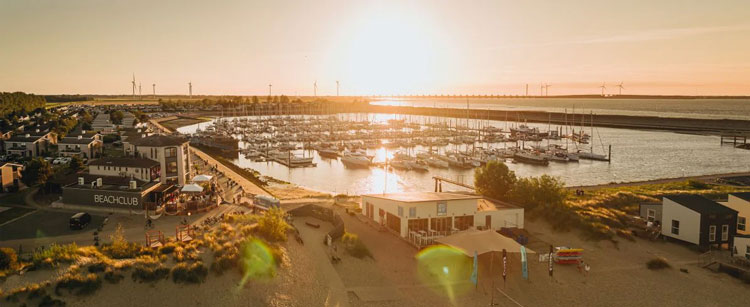 Top 10 Roompot parken: Beach Resort