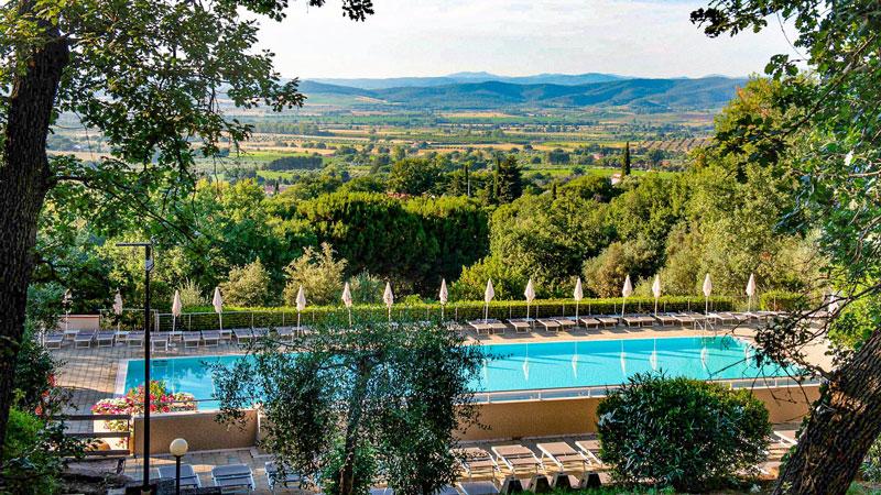 Luxe camping voor het gezin in Toscane