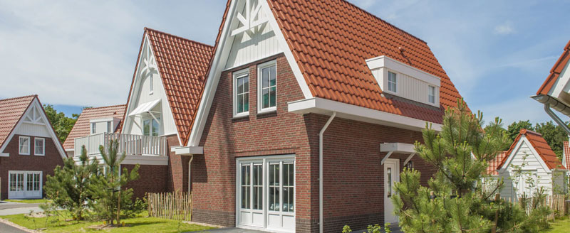 Luxe vakantiewoning Roompot Nederland