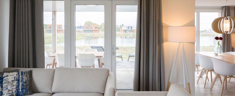 Luxe vakantiehuisjes Roompot Nederland