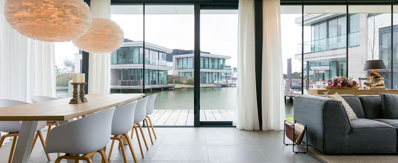 Mooi vakantiehuis Roompot Nederland
